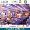 barraca de alumínio luxuosa do banquete de casamento de 10X15m com decoração
