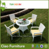 優雅な庭Furniture Wicker Outdoor Rattan Dining TableおよびChair