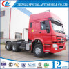 Sinotruk HOWO 6X4 420HPのトラクターのトラック