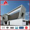 Panneau composé en aluminium externe de feuille de Chambre/toit