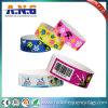 Wristband de papel barato del precio RFID de la fábrica