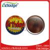 Divisa plástica del botón del Pin de metal del regalo de la promoción de la manera