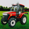 Maquinaria agrícola, tractor 70HP para la venta