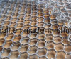 Acciaio inossidabile netto Hex di piegamento 304 dei rivestimenti refrattari