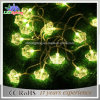 diodo emissor de luz String Lights do diodo emissor de luz Mini Lights Holiday Light Christmas Decoration Light Warm White de 120V 50L 5m