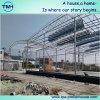 Хранение стальной структуры новой технологии для фабрики