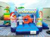 Seaworld gonfiabile Bouncer, Inflatable Bouncer da vendere