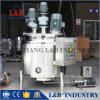 Loção cosmética de grande eficacia do aço inoxidável que faz o misturador