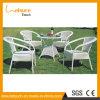 Heiße verkaufende populäres Freizeit-Sofa-Rattan-Garten-Sofa-im Freien Weidenmöbel