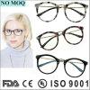 Frames óticos Eyewear da combinação por atacado do metal do acetato