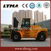 중국 25 톤 디젤 엔진 지게차 부착