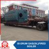 Caldera de vapor industrial de la protección del medio ambiente