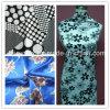 сатинировка напечатанная 100%Polyester для тканей женщин