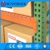 Système sélecteur de crémaillère de palette de larme de la mémoire Q235B d'entrepôt