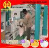 50t/H linha inteira sistemas da limpeza, sistemas de trituração, máquinas de trituração do milho com sucursais ultramarinos