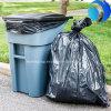 Bolso de basura plástico barato del color llano