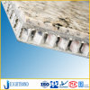 Панель сота мраморный каменной отделки строительных материалов алюминиевая