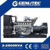engine diesel de Perkins du générateur 400kw/500kVA avec l'alternateur de Stamford