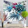 Tapisserie chaude de tapis de polyester de vente d'OEM pour la décoration de mur