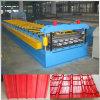 Rodillo de acero usado popular del azulejo de Nigeria que forma la máquina