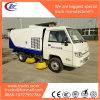 Balayeuse de route de Forland 4X2 en ventes publiques de camion de nettoyage de rue