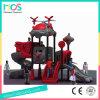 De hete Apparatuur van de Speelplaats van de Dia van de Verkoop Openlucht Plastic (HS02601)