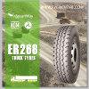 el acoplado barato chino del neumático de 315/80r22.5 TBR cansa la fábrica radial del neumático del carro del distribuidor
