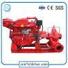 Dieselmotor-einzelnes Stadiums-aufgeteilte Gehäuse-Pumpe für Schiffbau