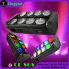 Indicatore luminoso capo mobile del fascio della fase 8X10W LED