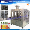Machine de coulis de remplissage de jus de jus de jus