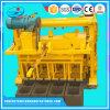 Qt 4-15の機械を作る空のコンクリートまたは砂のブロック