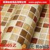 Azulejos de mosaico impermeables del azulejo del papel pintado auto-adhesivo ambiental del PVC