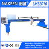 CNC van het Type van brug de Scherpe Machine van het Gas van de Plaat van het Metaal