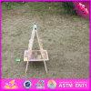 2016 bloco de notas magnético de madeira W12b095 das crianças novas DIY do projeto