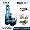 Macchina montata cingolo della piattaforma di produzione del pozzo d'acqua del fornitore della Cina (DFQ-200)