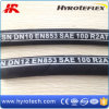 Draad Reinforced High Pressure Hydraulic Rubber Hose Pipe SAE 100r2 at/DIN En853 2sn/Mangueras