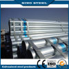 BS Galvanized 1387 Steel Pipe с Thread и Coupling