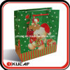 Kundenspezifische Weihnachtspapier-Geschenk-Beutel