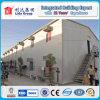 Baracca d'acciaio saudita di Porta dell'adattamento del lavoro della costruzione prefabbricata