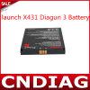 Batterie initiale du lancement X431 Diagun III