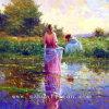 Realistisch olieverfschilderij (hll-5006)