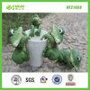 Décoration 2014 large de planteur de grenouille de bouche de série de grenouille (NF21469)
