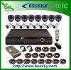 Набор системы безопасности CCTV (BE-8116V8ID8RI42)