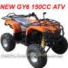 150cc GY6 Atv, quadrilátero. Atv automático (MC-346)