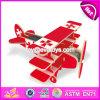 Het nieuwe Ontwerp bouwt Stuk speelgoed W03b064 van het Vliegtuig van de Kinderen van het Ontwerp van het Stuk speelgoed van het Vliegtuig van de Jonge geitjes van het Stuk speelgoed van het Vliegtuig van de Uitrusting het Houten Grappige Houten Beste Houten