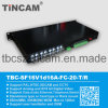 16CH Digital Video Optical Transceiver (TBC-16V)