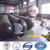 Heb Goede het Verouderen Weerstand van Rubber Concrete Bekisting