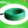 Boyau tressé renforcé flexible d'irrigation de l'eau de fibre de PVC, boyau de jardin