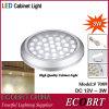 Горячие Продажа поверхности Серебристые LED вниз Свет для Потолочный светильник 12V