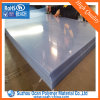 feuille de PVC d'espace libre d'épaisseur de 3X6 0.2-1.0mm avec le film protecteur du PE deux